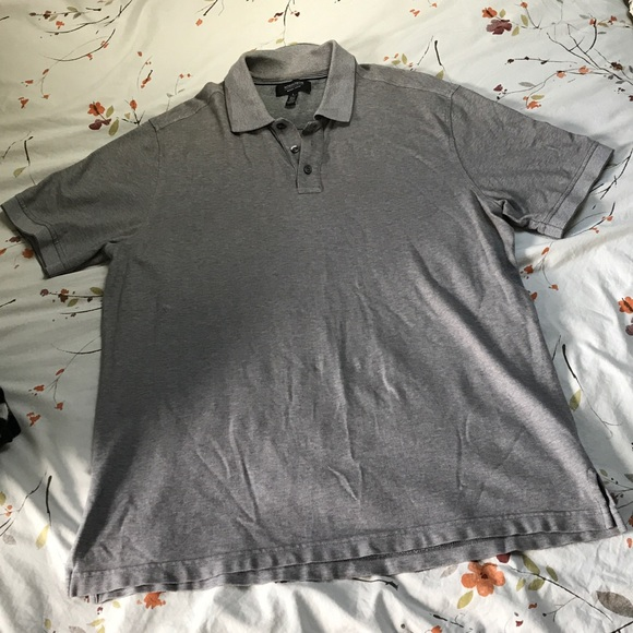 Nordstrom Other - Nordstrom men's gray polo